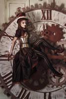 Steampunk by Black-Bl00d