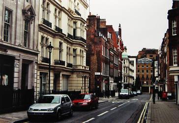 London's Street by Thpx