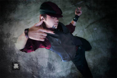 Ebi dance_01 by ayatouch