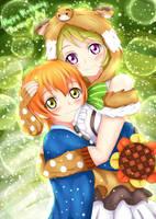 Happy Birthday, Hanayo! by John-Hayabusa