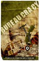 Bureaucracy by cogwurx