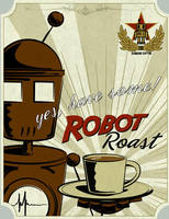 Robot Roast by cogwurx