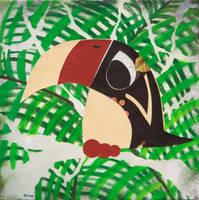 Toucan by cogwurx