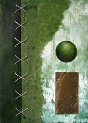 Patchwork Gravity by cogwurx