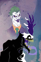 The Joker's new suit by carlosthemanoflove