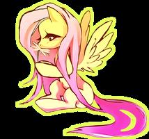 Fluttershy by Malabee