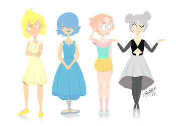 Fashion Pearls by Mad-Hattress-Ari