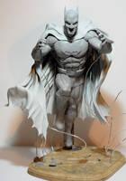 Batman WIP 2 by seankylestudios