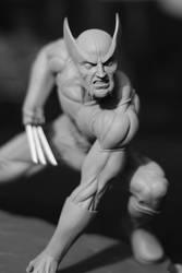 Wolverine by seankylestudios