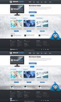 Internet Solution Web Design by vasiligfx