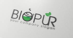 Green Tead Brand by vasiligfx