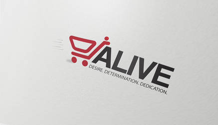 Alive Store Brand by vasiligfx