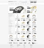 Fashion Jewelly Web Design by vasiligfx