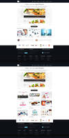 PCtech Portfolio Web Design by vasiligfx