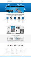 Geico Portfolio Web Design by vasiligfx