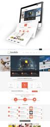 Sandbox Web Design by vasiligfx
