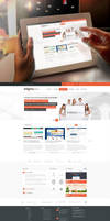 Software Company Web Design by vasiligfx