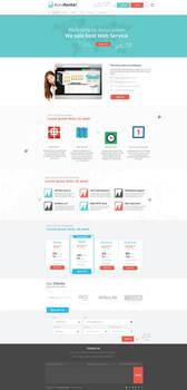 Web Services Web Design by vasiligfx