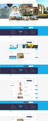 House Design / Rebuild Web Design by vasiligfx