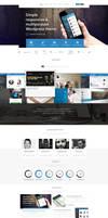 Portfolio Creative Agency Web Design SOLD by vasiligfx