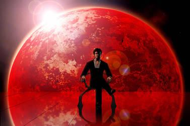 Mass Effect - Illusive Man by ArtPolly