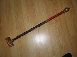 Ragnar's War-Hammer by Steam-HeART