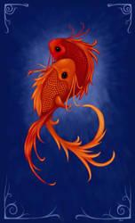 FishyLove by cenoslave