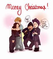 HG : Christmas by yakichou