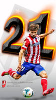 Diego Ribas Wallpaper Movil by InfiernoRojiblanco