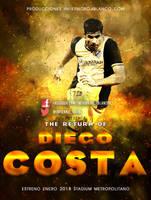 Diego-Costa-el-retorno Atletico de Madrid by InfiernoRojiblanco