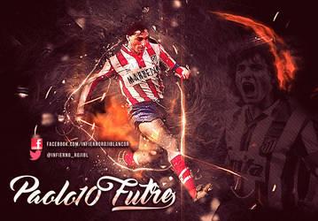 Paulo Futre by InfiernoRojiblanco