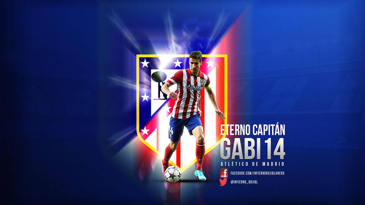 Gabi-eterno-capitan-14 by InfiernoRojiblanco