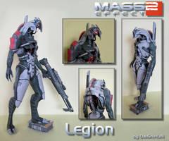 Legion Papercraft by DaiShiHUN