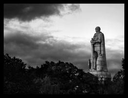 bismarck is watching you by mtribal