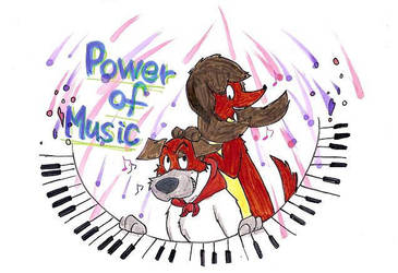 Power of music by 27bird