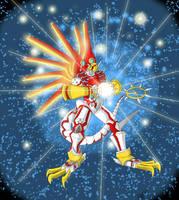 Digimon Burst of Glory by H-Box