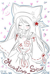 Acadine_Star Selfy Gift by yuki-zadkiel-07