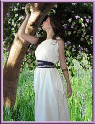 Flora, Goddess of Flowers by diamond-tiara