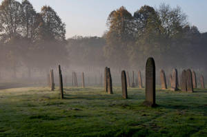 Tonge Cemetery 28 by vanner