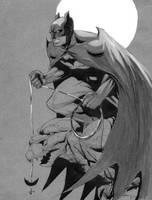 Dark Knight by J-WRIG