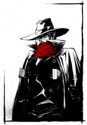 The Shadow by J-WRIG