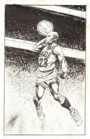 His Airness by J-WRIG