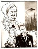 X-Files by J-WRIG