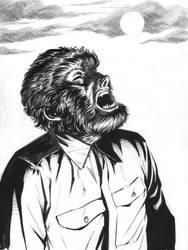 Wolfman by J-WRIG