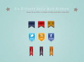 Stylish Web Ribbon by SuTegin