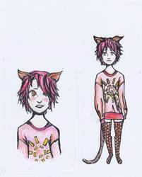 Fem Cat Boy Adopt  [CLOSED] by desanimaniac