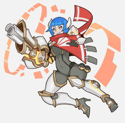 Battlerite, Destiny by SplashBrush