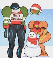 Merry Christmas by SplashBrush