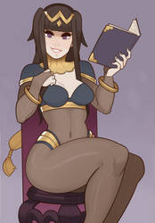 Fire Emblem, Tharja by SplashBrush