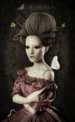 Lady of the Moths by itznikki530